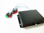 DS005-10 Multiple Button & RS232 Media Player