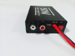 Small but powerful Digital audio amplifier for Car or bus
